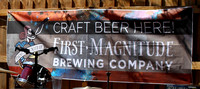 First Magnitude Brewing Company ~ Spring Local Arts Festival & Fundraiser 3/29/2015