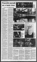 Withlacoochee River Story with Joe Brown - 1988.