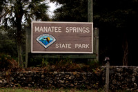 Manatee Springs State Park ~ with Jack and Andrea